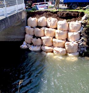 河川氾濫対策