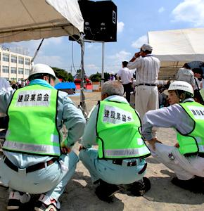 大和市総合防災訓練